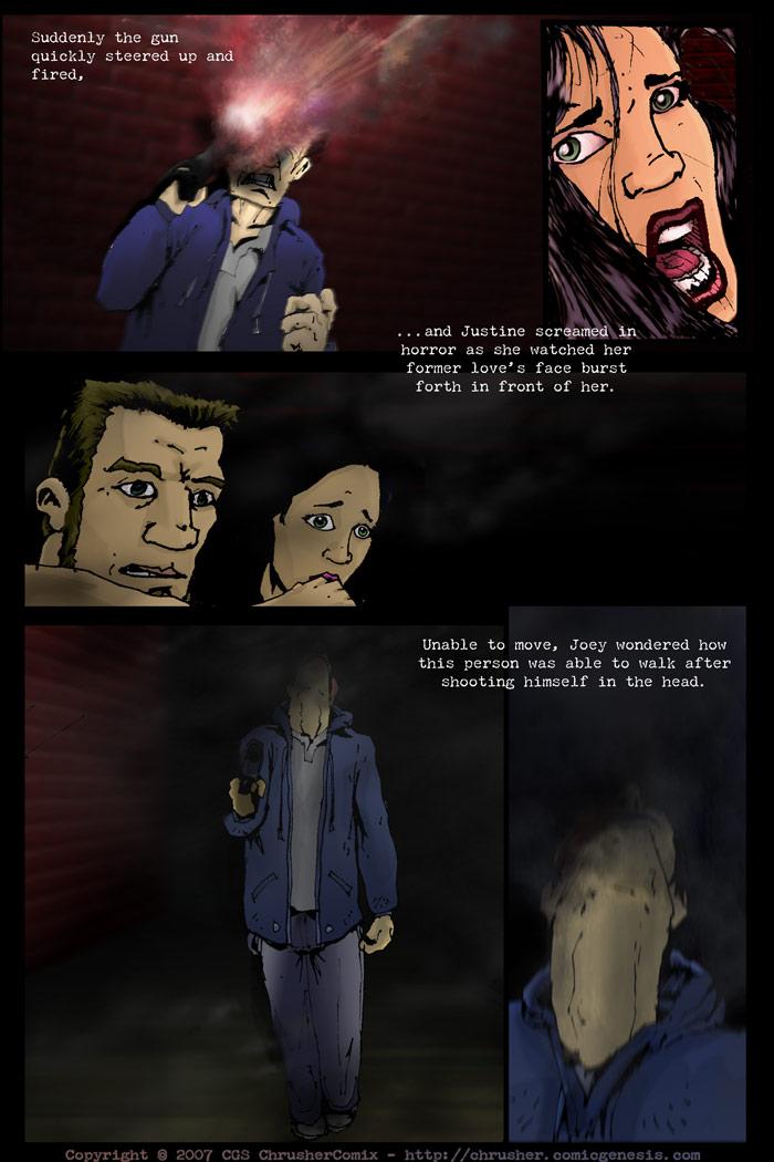 Homicidal; Suicidal | End Cycle #1 (2007-10-29)