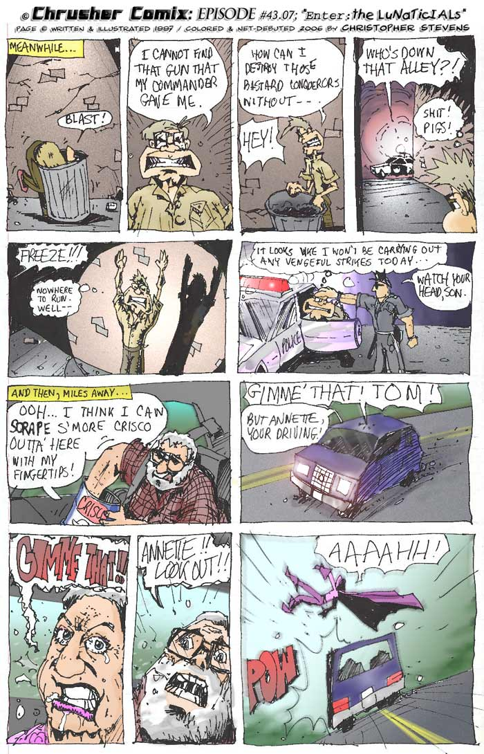 Guns & Crisco   RaYzor's Edge #2 (1997)