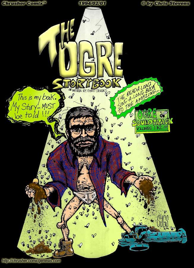 The (Tr)Ogre Soundtrack Storybook | ChrusherComix One Shot (1994-02-01)