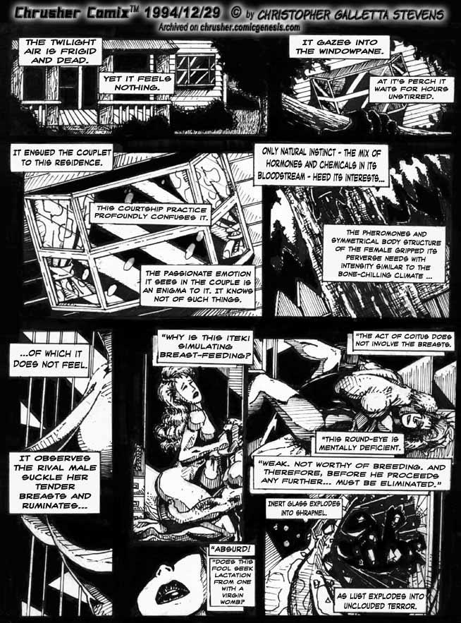 The Dorukusai Cometh… – A Prelude | Return of the Chrusher (1994)